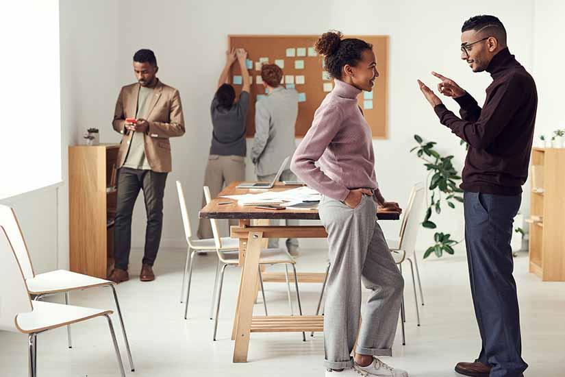 La comunicación laboral o comunicación interna es fundamental para lograr tener una empresa de éxito
